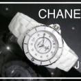 CHANEL  J12ホワイトハイテクセラミック